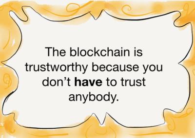 Blockchain Talks